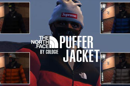 MP MALE North Face Puffer Jacket Pack