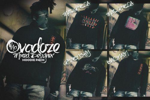 Pullover Hoodie Pack for MP Male