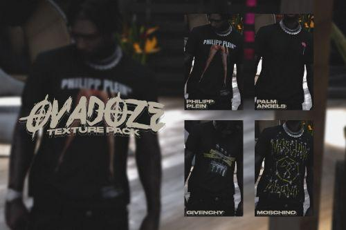 T-Shirt Pack 02 for MP Male