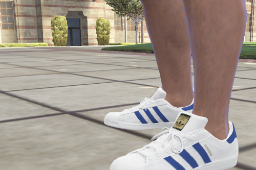 Adidas Super Star Shoes for MP Male
