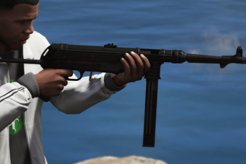 MP40 [Animated]