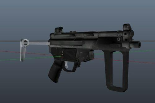 MP5K [Animated]