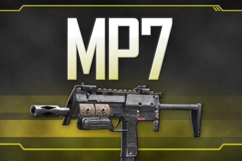MP7 (Black Ops 2)