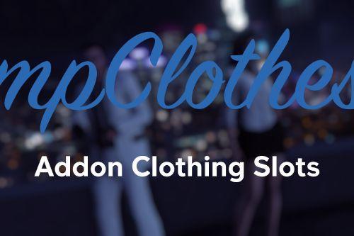mpClothes - Addon Clothing Slots