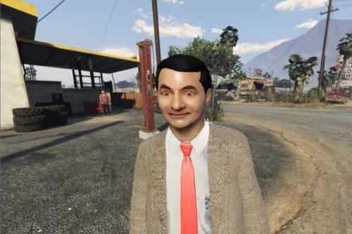 Mr Bean [Add-On Ped]