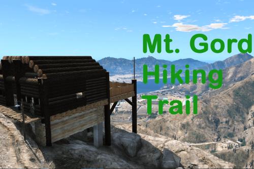 Mt Gordo Hiking trail