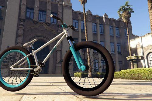 MTB Dirt Bike - BTwin [Add-On / Replace]