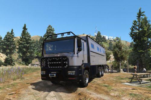 MTL Brickade RV/Motorhome/Expedition Vehicle [Add-On | Enterable Interior]