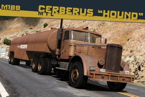 "MTL Cerberus 300 ""Hound"" & Classic Tanker Trailer [Add-On 