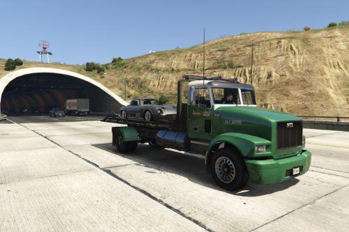 MTL Flatbed Tow Truck [Add-On / Replace | Non-ELS | Liveries | Template]