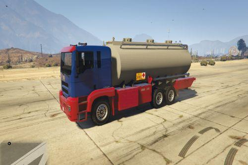 MTL Oil Tanker [Add-On / Replace]