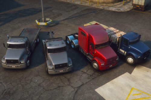MTL Trucks Improvements Pack [Add-On / Replace | DLS]