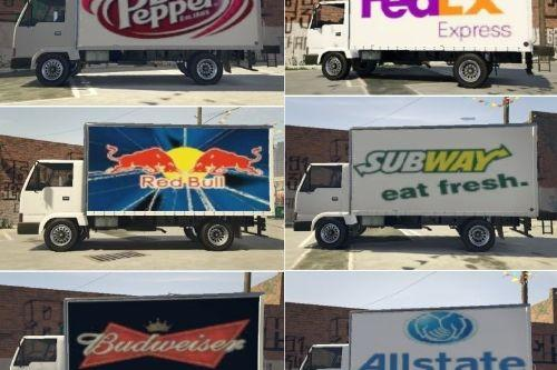 Mule Commercial Truck - Real Brands