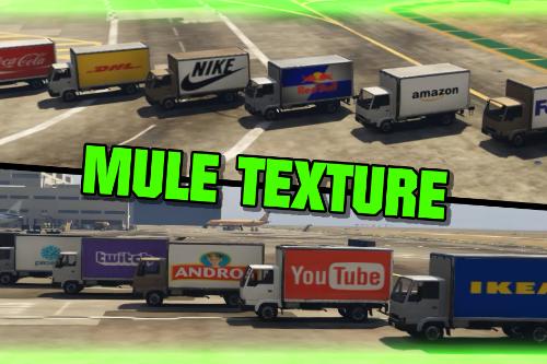 Mule Texture