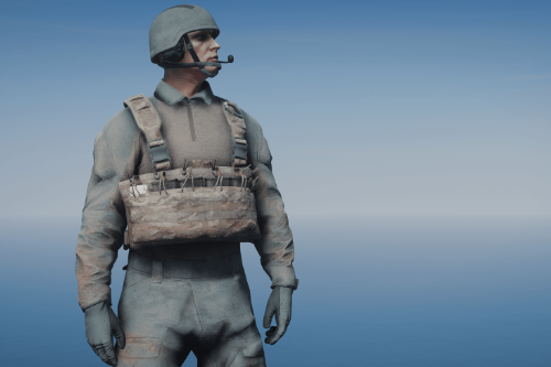 Chest Rig [5 Variants] [EUP]