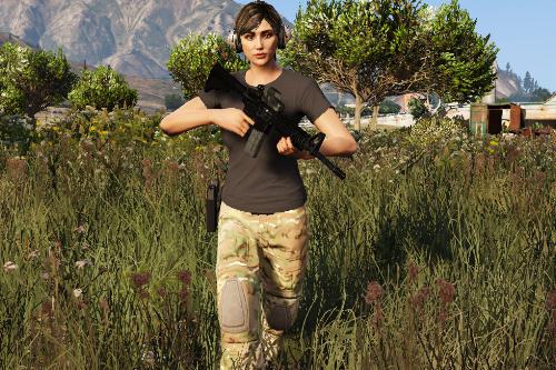 Multicam Tactical Pants