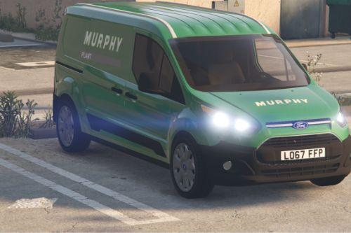 Murphy Plant Ford Connect Van