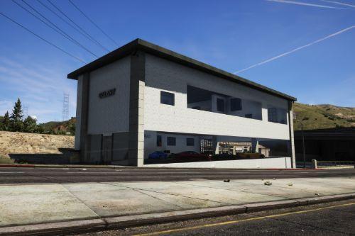 Murrieta Heights Supercar Dealership With Penthouse (Menyoo)