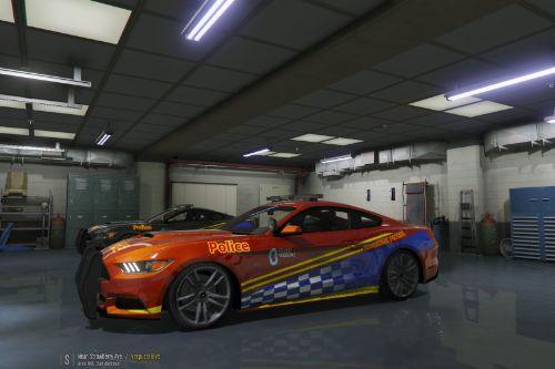 Mustang Aussie RoadtoZero
