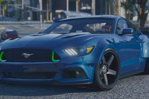 Ford Mustang 2015 HPE750 [Add-On / Replace]