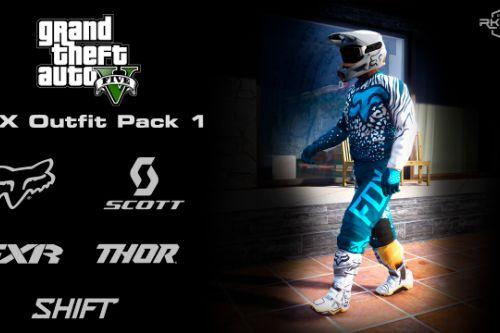 MX Outfit Pack 1