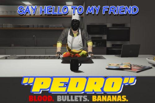 My Friend Pedro Outfit
