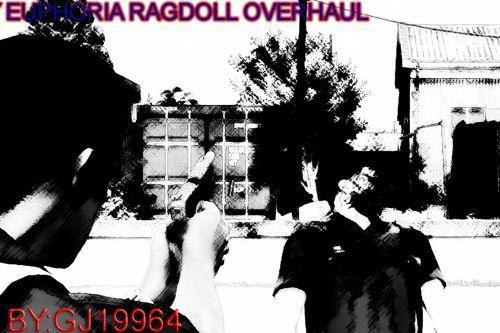 Writhy Euphoria Ragdoll Overhaul Mod (OIV)