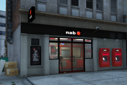 NAB Banks Retexture - Original Designs