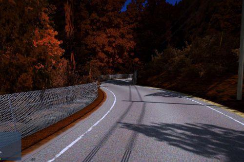 Nagao Pass [Add-On | FiveM]