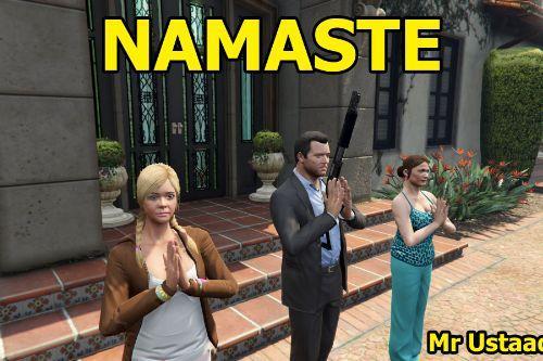 Namaste Emote