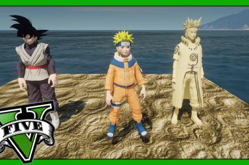 Naruto [Add-On Ped]