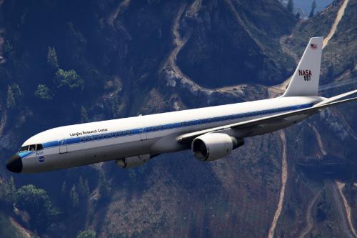 NASA 757-200 [Livery]