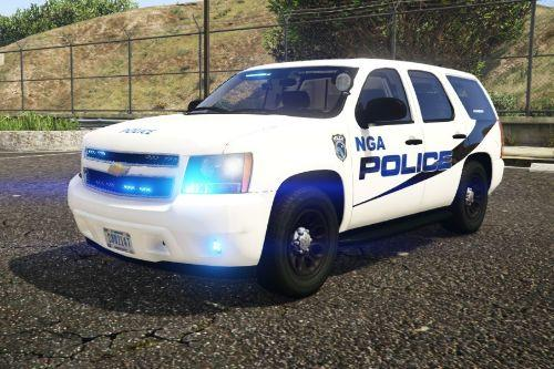 National Geospatial-Intelligence Agency Police TAHOE