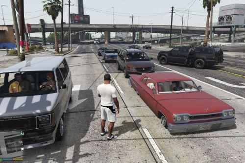 Natural Traffic Spawn