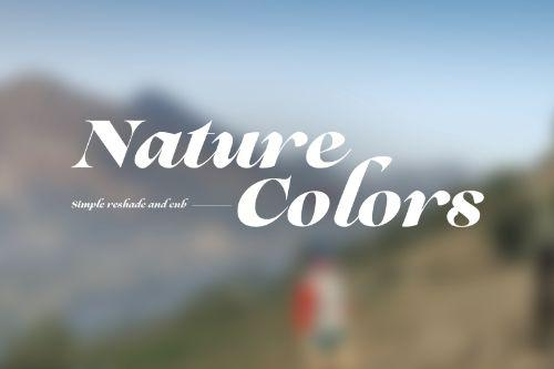 Nature Colors GTA 5 (Reshade + ENB)