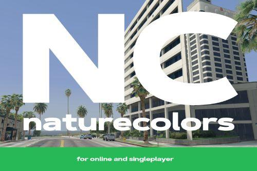 NatureColors | ENB & Reshade for GTA Online
