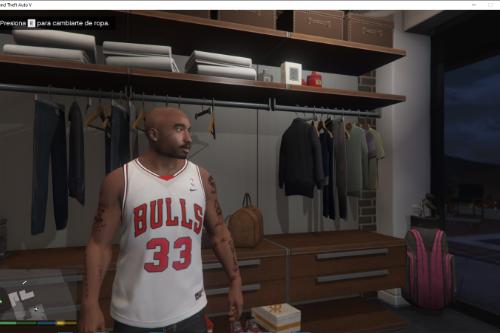 NBA BULLS Pack x9