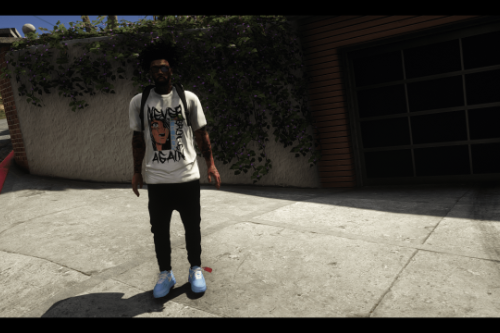 NBA Youngboy shirts for Franklin / MP Male