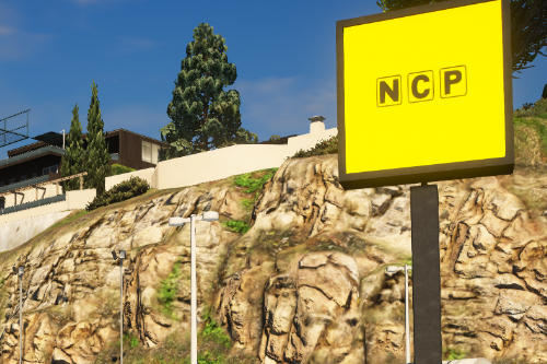 NCP Signs Citywide [UK] Retexture