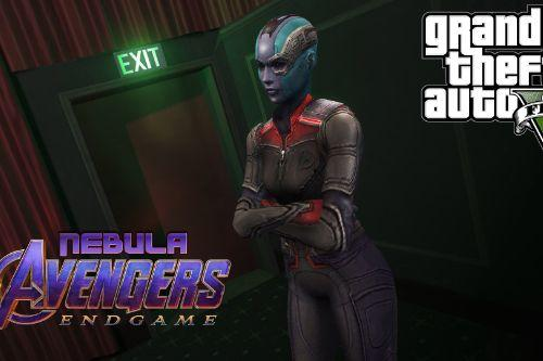 Nebula Movie Version (Retextured)