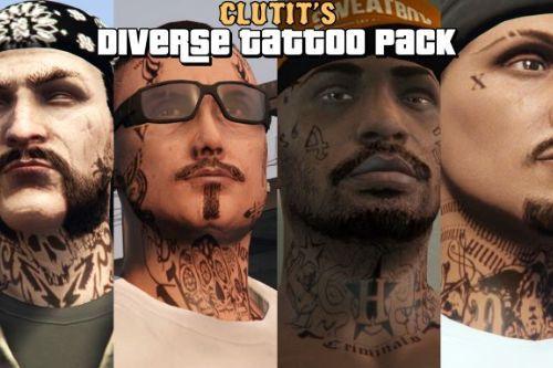 Diverse Tattoo Pack