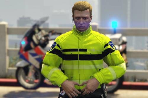 Dutch Police Motorcycle gear for EUP | Politie