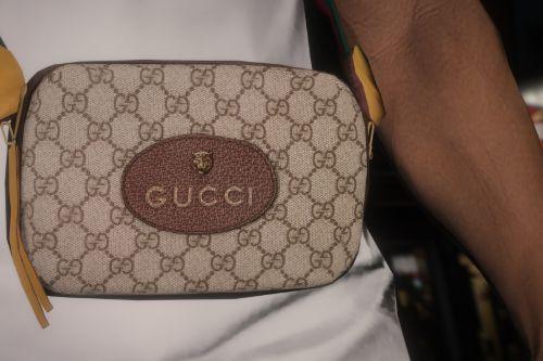 [WIP] Neo Vintage GG Supreme messenger bag (Gucci bag)