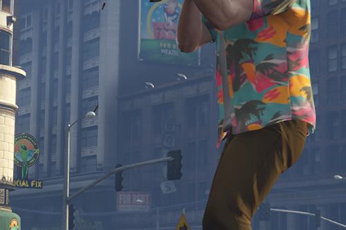 Neon Vices Hawaiian Shirt