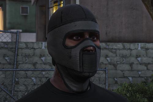 Neoprene Full Face Mask For Mp Male