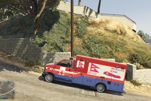 A1d5c9 ambulance
