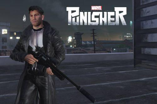 Netflix Punisher [Add-on Ped]