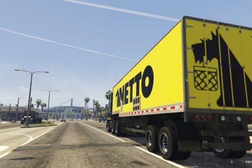 Netto Trailer (Mapped tv trailer)