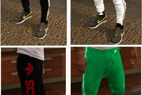 NEW Adidas Pants Pack for Franklin (Sweatpants)