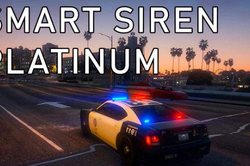 Federal Signal Smart Siren Platinum (LAPD 2020)